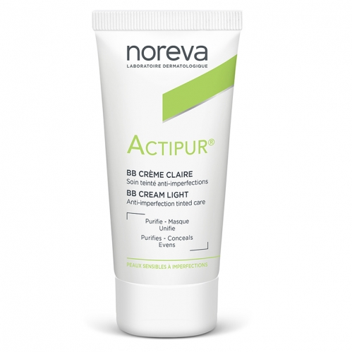 Noreva - Noreva Actipur BB Cream Light 30ml