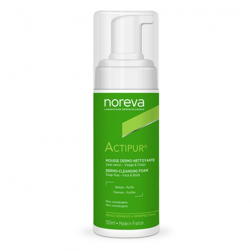 Noreva - Noreva Actipur Dermo-Cleansing Foam - Face and Body 150ml