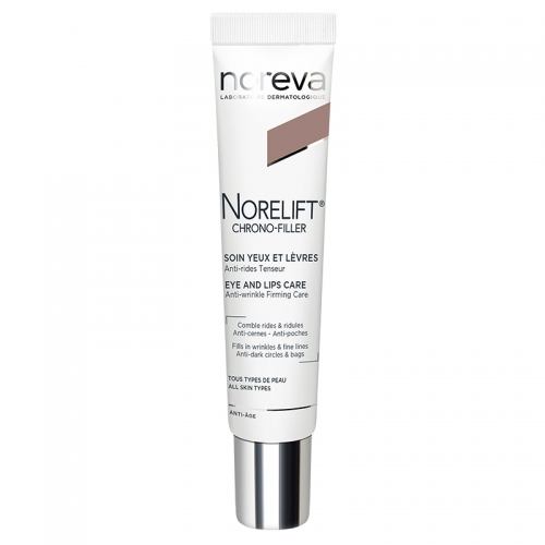 Noreva - Noreva Norelift Eye and Lip Care Anti-wrinkle Firming Care 10 ml