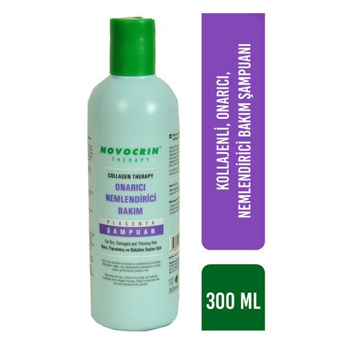Novocrin - Novocrin Collagen Therapy Onarıcı Nemlendirici Şampuan 300 ml