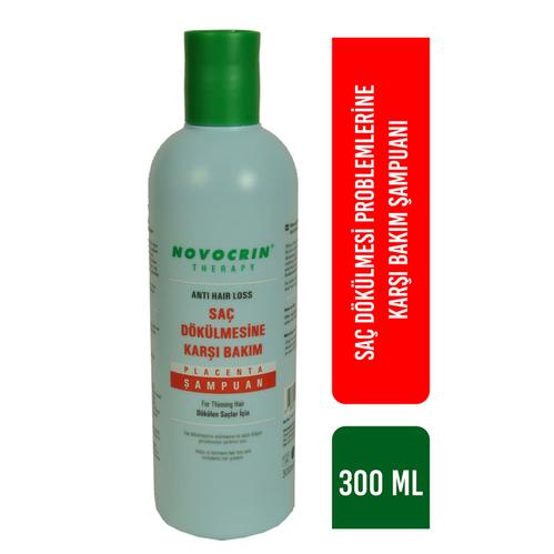 Novocrin - Novocrin Placenta Saç Dökülme Karşıtı Şampuan 300 ml