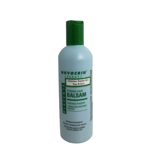 Novocrin - Novocrin Placenta Strong Hair Balsam 300ml