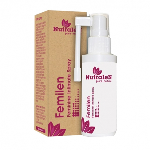 Nutralen - Nutralen Doğal İntim Temizleme Spreyi 50 ml