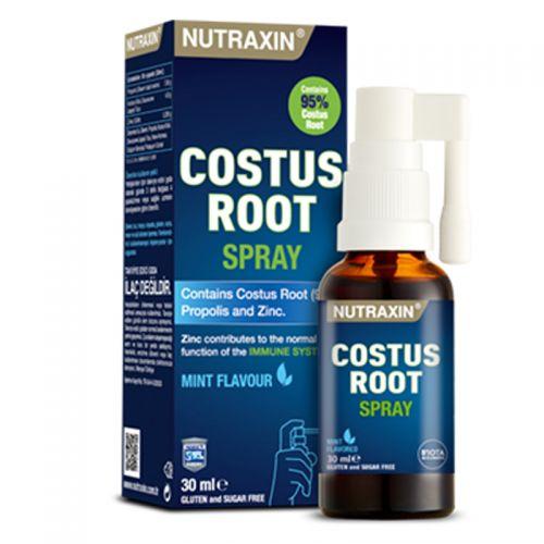 Nutraxin Costur Root Nane Aromalı Sprey 30 ml