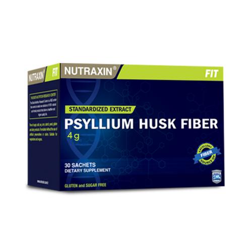 Nutraxin - Nutraxin Psyllium Husk Fiber 4 g x 30 Saşe