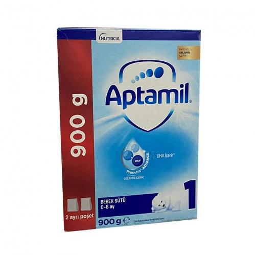 Nutricia - Nutricia Aptamil Devam Sütü 0-6 Ay 900 g