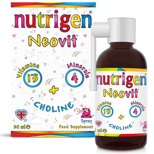 Nutrigen - Nutrigen Neovit Drop Damla 25 ml