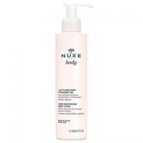 Nuxe - Nuxe Body Lait Fluide Corps Nemlendirici Vücut Sütü 200ml