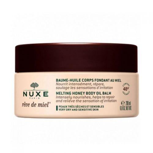 Nuxe - Nuxe Melting Honey Body Oil Balm 200 ml