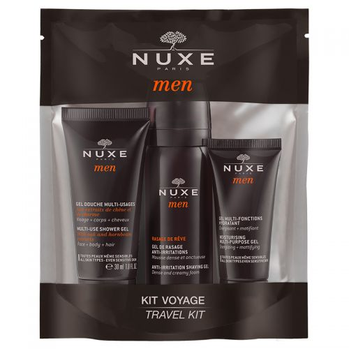 Nuxe - Nuxe Men Travel Kit