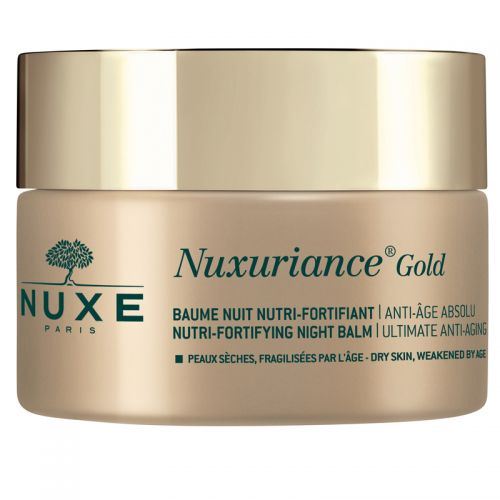 Nuxe Nuxuriance Gold Nutri Fortifying Night Balm 50 ml