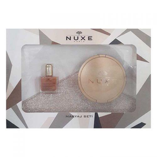 Nuxe - Nuxe Prodigieuse Makyaj Seti - Nuxe Makyaj Çantası