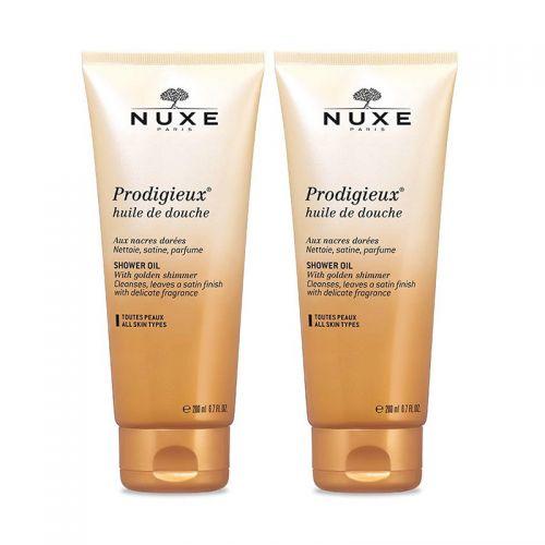 Nuxe - Nuxe Prodigieux Duş Yağı 200 ml İKİNCİSİ %50 İndirimli