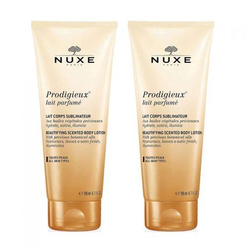 Nuxe - Nuxe Prodigieux Scented Vücut Losyonu 2x200 ml
