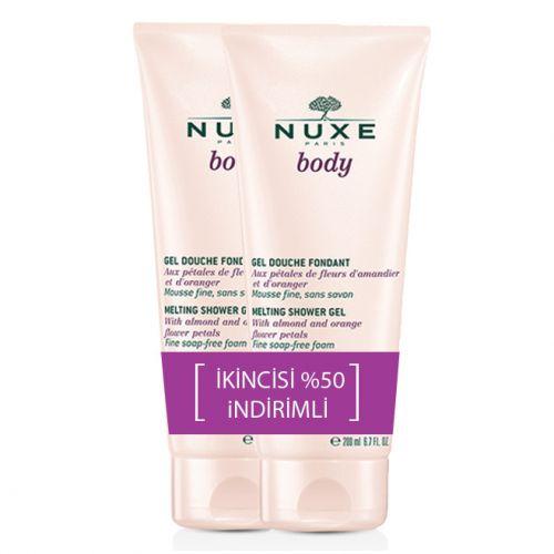 Nuxe - Nuxe Shower Gel Rahatlatıcı Duş Jeli 2x200 ml | Özel Fiyat