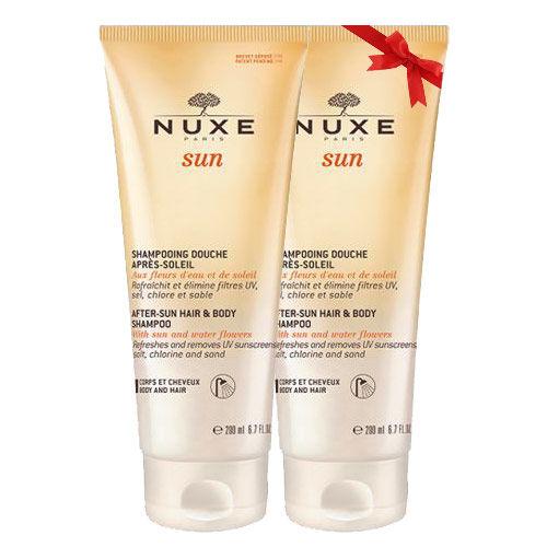 Nuxe - Nuxe Sun After Sun Hair Body Shampoo 200ml - İkincisi %50 İndirimli