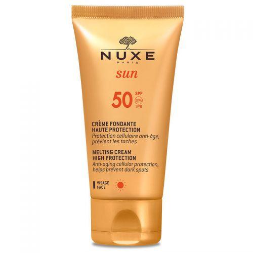 Nuxe - Nuxe Sun Creme Fondante Visage Haute Protection Spf50 50ml