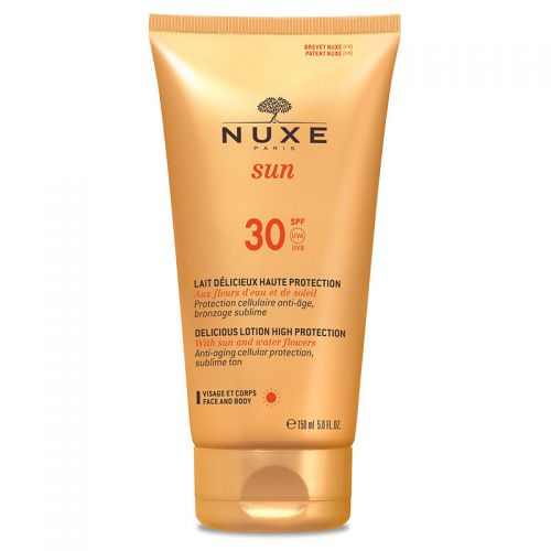 Nuxe - Nuxe Sun Lait Delicieux Protection Spf30 150ml