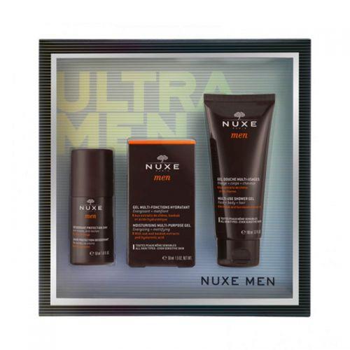 Nuxe - Nuxe Ultra Men Erkekler İçin Nemlendirici Bakım Seti