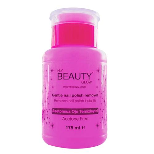 NY Beauty - NY Beauty Asetonsuz Oje Çıkarıcı Strawberry NYPR01 175 ml