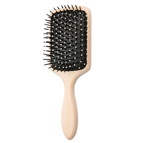 NY Beauty - NY Beauty Bambu Saç Açma ve Tarama Fırçası NYP10