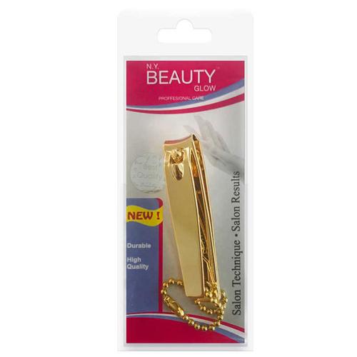 NY Beauty - NY Beauty Çıtçıt Tırnak Makası Klasik Gold