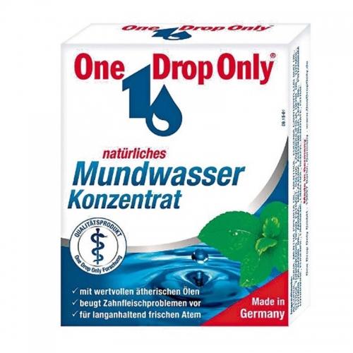 One Drop Only - One Drop Only Konsantre Ağız Gargarası 10 ml