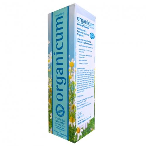Organicum - Organicum Kepek Karşıtı & Saç Bakım Şampuanı 350ml