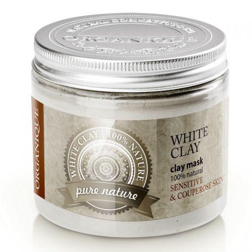 Organique Beyaz Kaolin Kil Maskesi 200ml