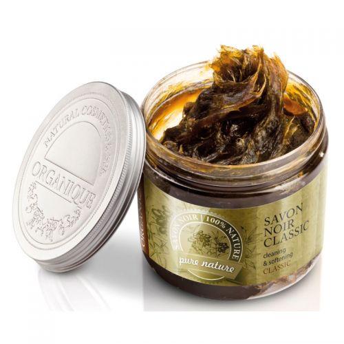 Organique - Organique Savon Noir Natural Zeytin Yağlı Krem Sabun 200ml