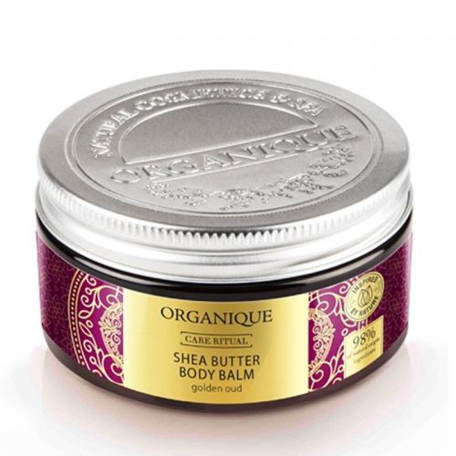 Organique - Organique Shea Butter Balm Oriental Golden Oud - 100 ml
