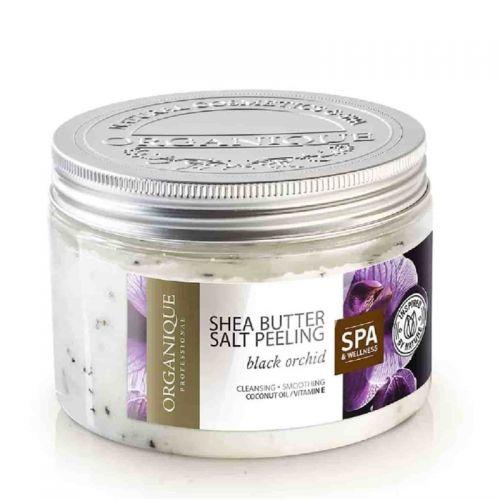 Organique - Organique Shea Butter Tuzlu Peeling - Orkide 450 gr