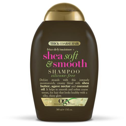 Organix - Organix Shea Soft & Smooth Shampoo 385ml