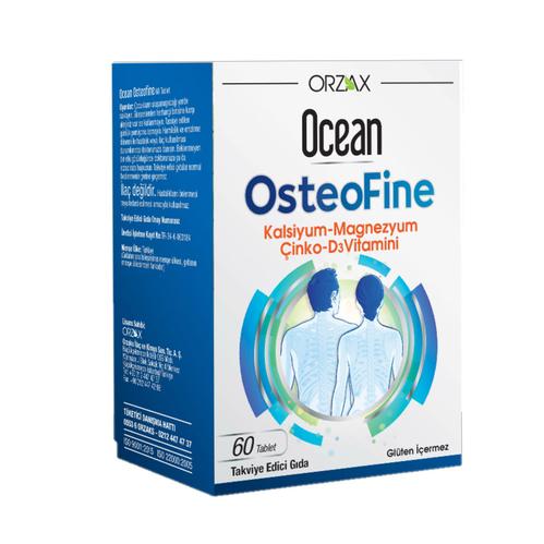 Orzax - Orzax Ocean OsteoFine Takviye Edici Gıda 60 Tablet