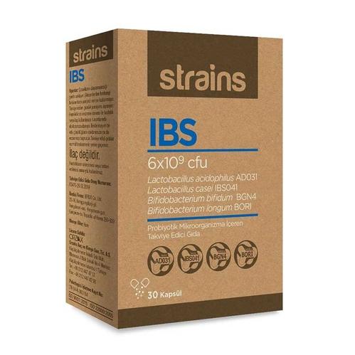 Orzax - Orzax Strains IBS 30 Kapsül