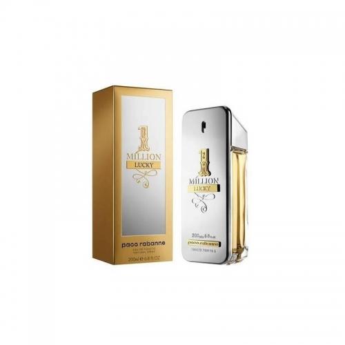 Paco Rabanne - Paco Rabanne 1 Mıllıon Lucky Edt Erkek Parfüm 200 ml