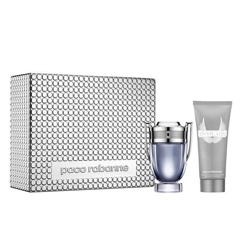 Paco Rabanne - Paco Rabanne Invictus Edt Set 100 ml