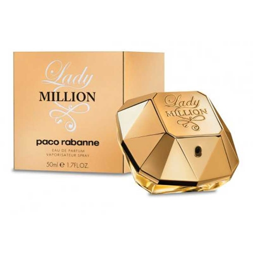Paco Rabanne - Paco Rabanne Ladt Million Edp 50 ml