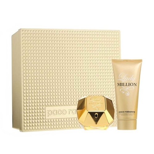 Paco Rabanne - Paco Rabanne Lady Million 80 ml Edp Set
