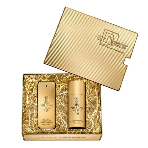 Paco Rabanne - Paco Rabanne One Million Edt Parfüm Seti