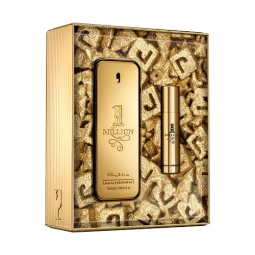 Paco Rabanne - Paco Rabanne One Million Erkek Parfüm Seti
