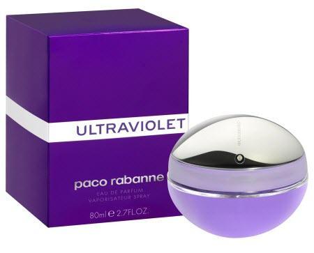 Paco Rabanne - Paco Rabanne Ultraviolet EDP 80 ml Kadın Parfüm