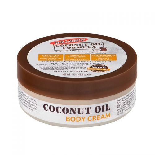 Palmers - Palmers Coconut Oil Coconut Oil Cream 125 GR