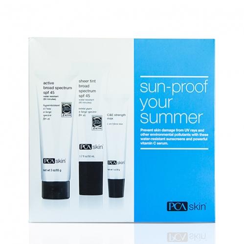 PCA Skin - PCA Skin Güneş SETİ