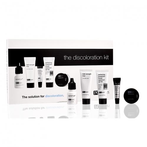 PCA Skin - PCA Skin Lekeli Ciltler için Tanışma SETİ