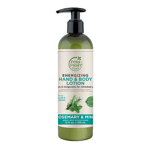 Petal Fresh - Petal Fresh Pure Rosemary Mint Hand Body Lotion 355 ml