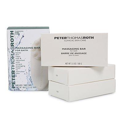 Peter Thomas Roth - Peter Thomas Roth Massaging Bar For Bath 100gr
