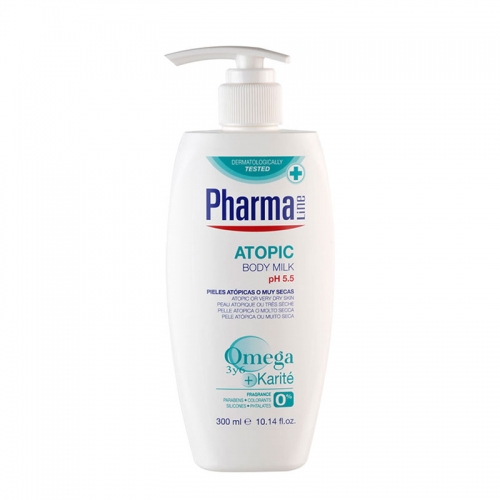 Pharma Line - Pharma Line Atopic Body Milk 300 ml