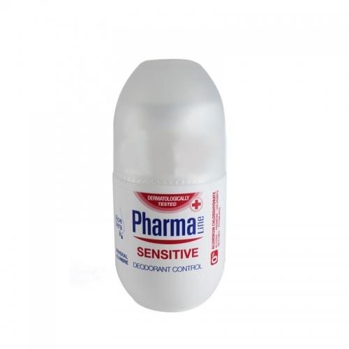 Pharma Line - Pharma Line Sensitive Roll On Deodorant 50 ml