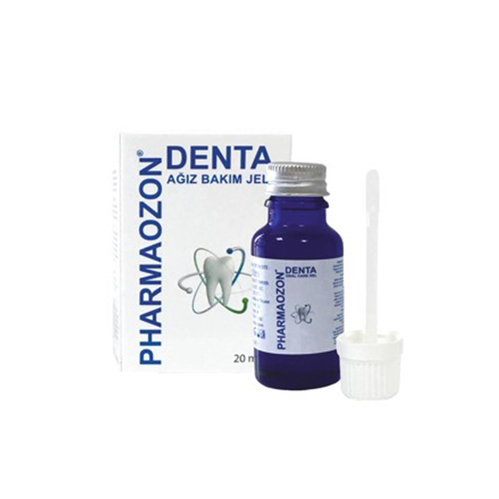 Pharmaozon - Pharmaozon Denta Ağız Bakım Jeli 20 ml